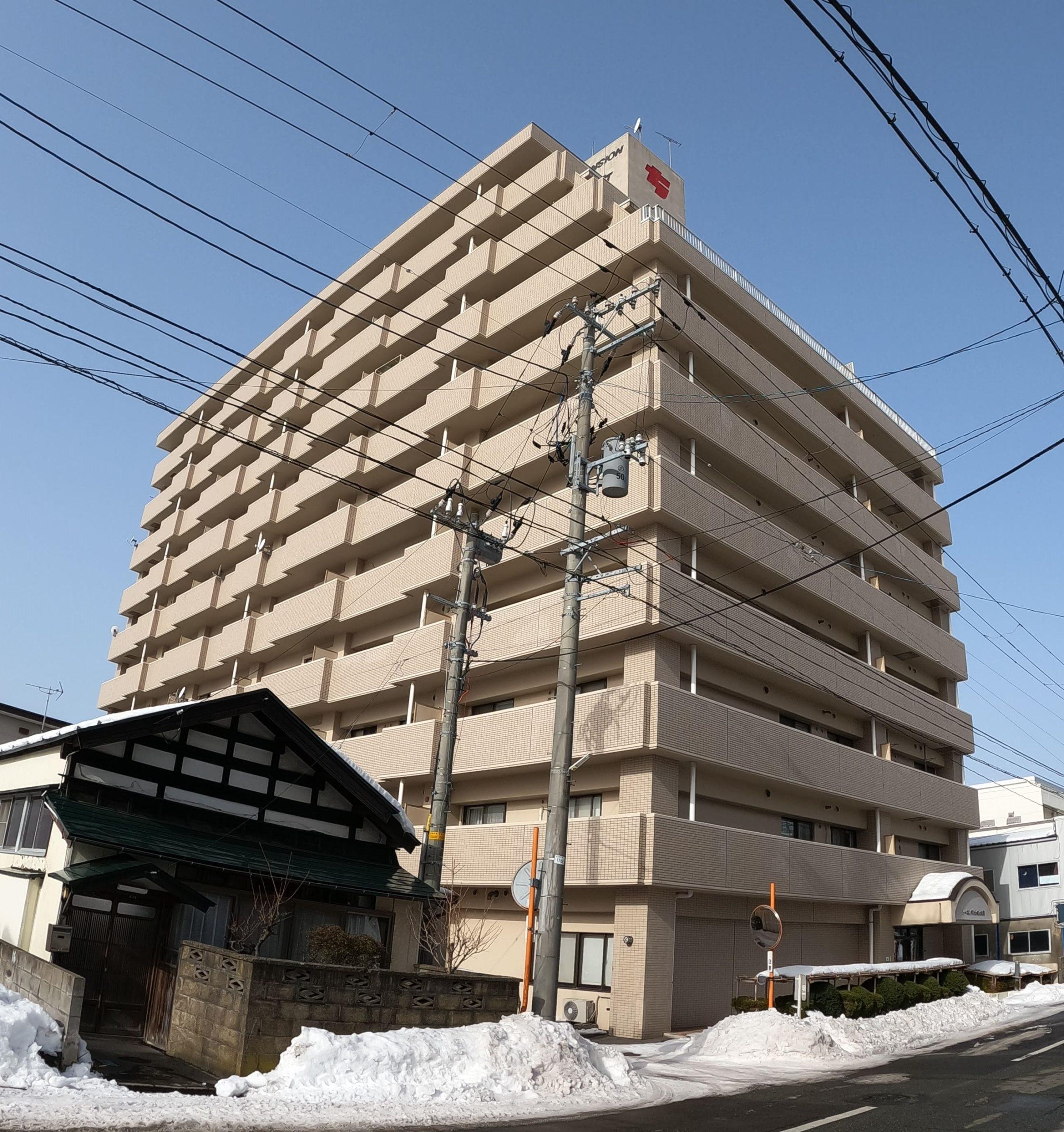 【マンション】トーカンマンション大町